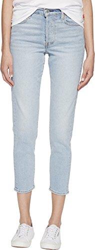 (Levi's Women's Wedgie Icon Jeans, Bauhaus Blues,)
