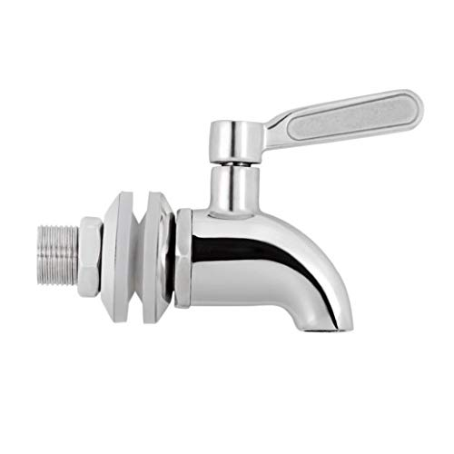 Genuine Berkey Stainless Steel Spigot - Fits all Berkey Stainless Steel Systems
