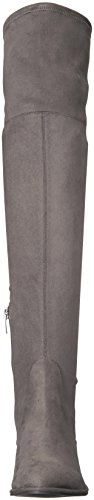 Grey Women's Over Lencon Fisher Marc The Knee Boot gTx0c