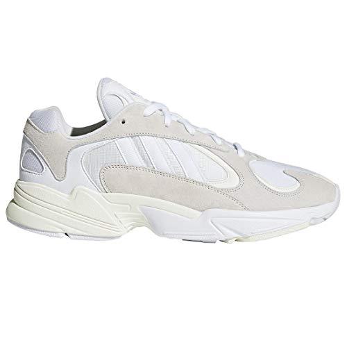 Yung Blanub Garçon Blanc adidas de Chaussures 1 0 Blanub Fitness Ftwbla 8dqgwO
