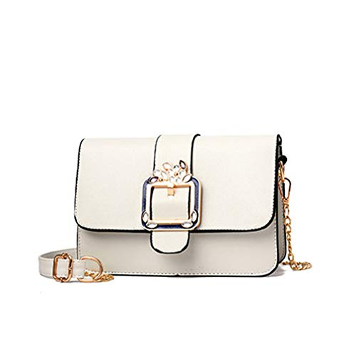 white à Black Femme pour bandoulière Sacs Pink White One Size pHwzRqxOqn