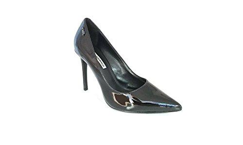 Lagerfeld Shine Court Manoir Noir Hi Chaussures Femme Karl vqIRdU