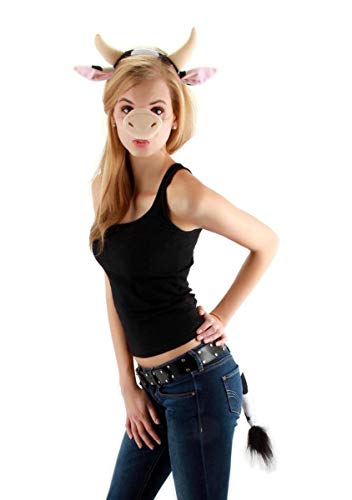 Cow Ears and Tail Set - ST -