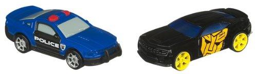- RPMs Mini Vehicle Two-Packs Series 01 - Bumblebee Vs. Barricade