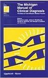 Michigan Manual of Clinical Diagnosis 9780781716055