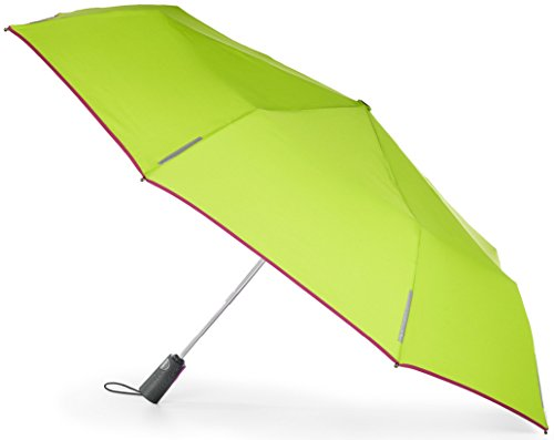 Totes TITAN Umbrella Strawberry Piping