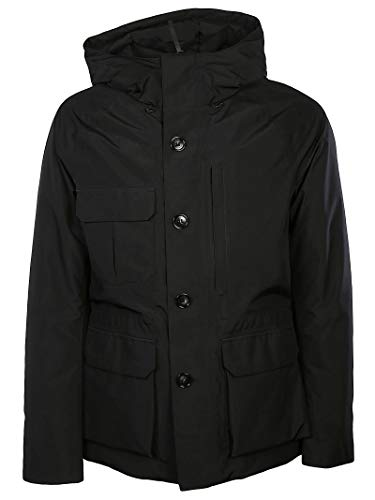 Giacca Wocps2689100 Uomo Woolrich Nero Poliestere qZPWwBT