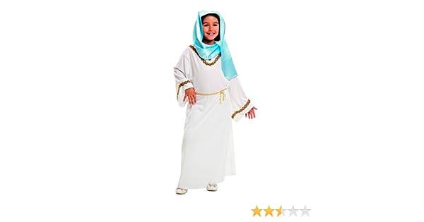 My Other Me - Disfraz de Virgen María, Talla 3-4 años (Viving ...