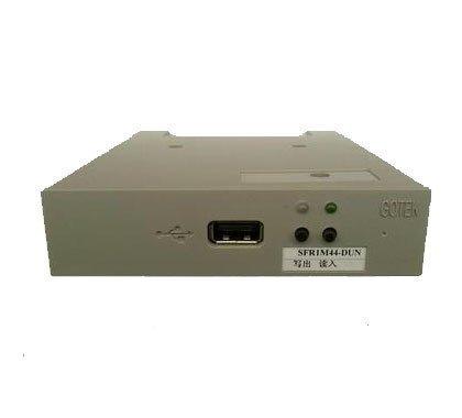 GOTEK SFR1M44-DUN USB Floppy Drive Emulator Gray