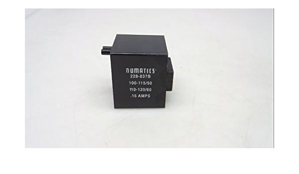 Numatics 237-837B Coil NOS Surplus