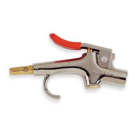 Air Gun, 150 psi, 5-1/4 In. L, 20 scfm by Breco
