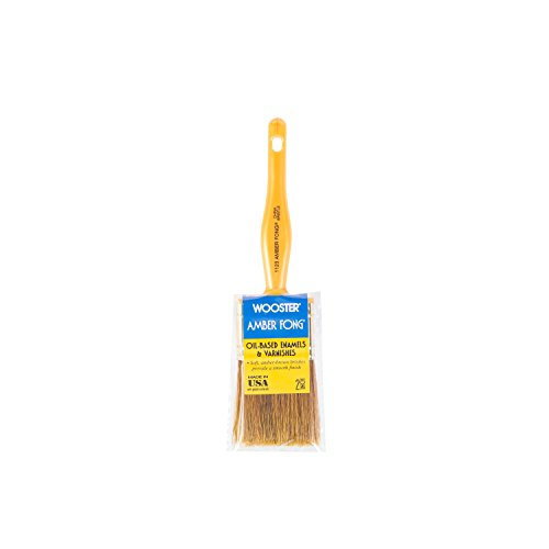 Wooster Brush 1123-2 Amber Fong Paintbrush, ()