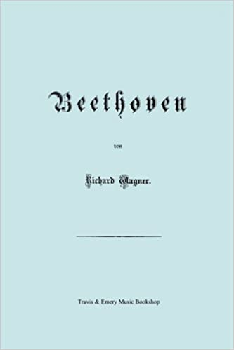 Beethoven. (Faksimile 1870 Edition. in German).
