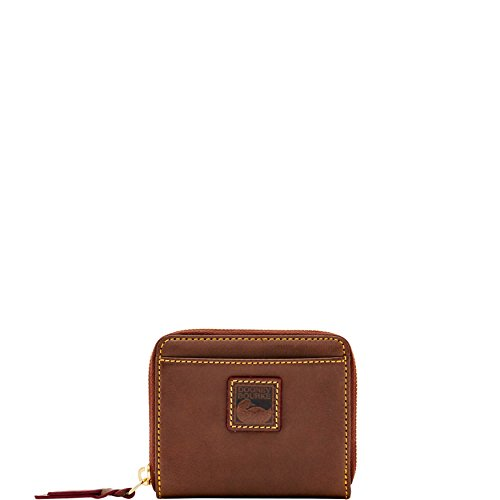 Wallet Around Zip Bourke Dooney (Dooney & Bourke Florentine Small Zip Around Wallet)