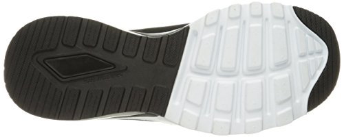Skechers Sport Heren Mens Skech Air Extreme Natson Fashion Sneaker Zwart / Wit