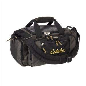 Cabela's Catch-All Gear Bag (Gray) from Cabela's Black Catch All Gear Bag