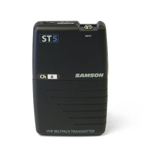 Samson SW05T00-02 2-Channel Wireless Beltpack (Vhf Beltpack Transmitter)