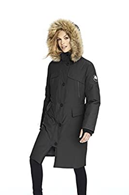 8c21ba0ba770 Purchase Alpinetek Women's Long Down Parka Coat at Womens Fashion Store