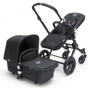 Bugaboo Cameleon3 Stroller - All Black (Discontinued by Manufacturer) by Bugaboo