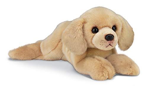Bearington Tanner Yellow Labrador Retriever Plush Stuffed Animal Puppy Dog, 15 inches (Retriever Giant Labrador)