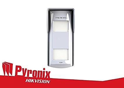 Pyronix XDL12TT-AM - Detector de Trivial, Doble visión para Mascotas, antienmascaramiento,