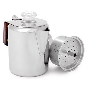 9 cup coffee percolator - 8