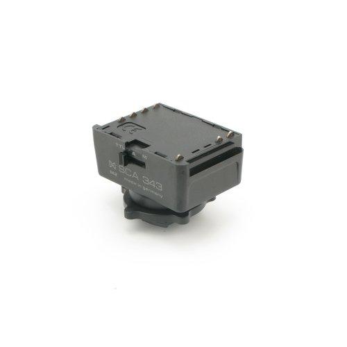 Metz MZ 5483 SCA 343 Nikon Module for Nikon TTL Cameras