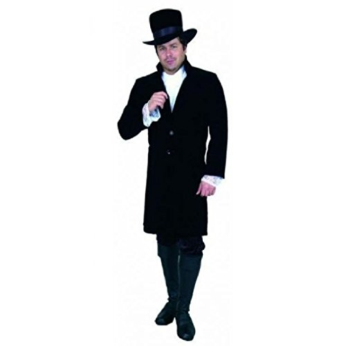 Catholic Priest Little Boy Costume (OvedcRay Gentleman Jim Frock Coat 19Th Century Victorian Dickens Steampunk Costume Jacket)
