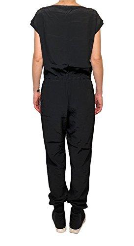 DIESEL Damen Overall Jumpsuit R-LU schwarz