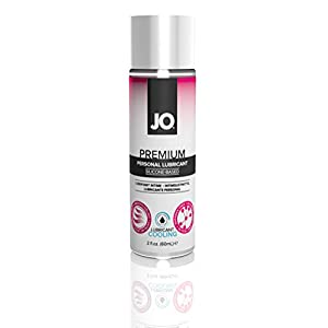 JO Premium Silicone For Women - Cooling ( 2 oz )