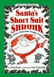 Santa's Short Suit Shrunk and Other Christmas Tongue Twisters (I Can Read Book)