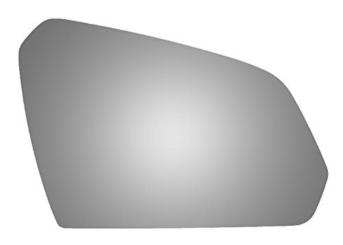 Burco 5620 Convex Passenger Side Power Replacement Mirror Glass (Mount Not Included) for 15-17 Hyundai Sonata (2015, 2016, 2017) ()