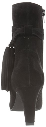 Giudecca1528-970, Botas de caña baja mujer Negro