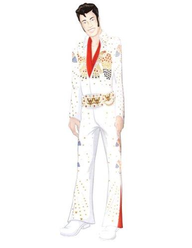 with Elvis Costumes design