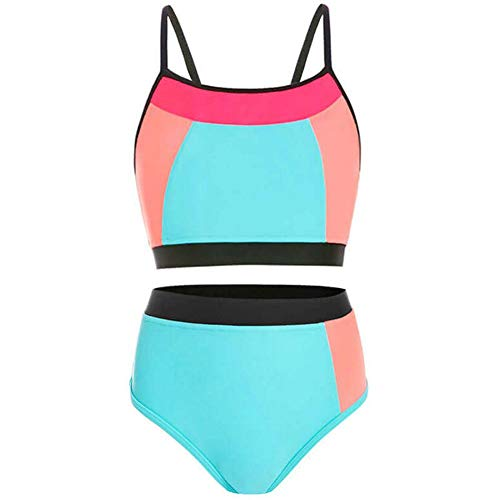 Most Popular Girls Fitness Two Piece Swim Suits