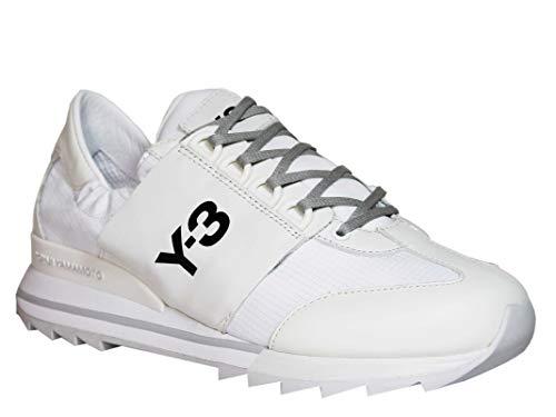 Ba7857 Sneakers Yamamoto Pelle Bianco Y Yohji 3 Donna Adidas RnqIPYzn