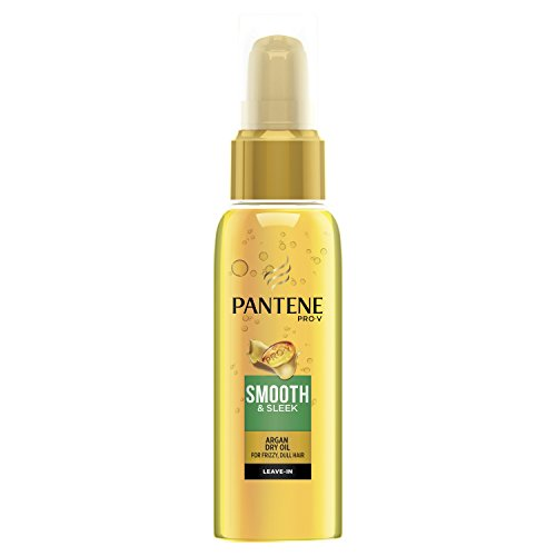 Pantene Pro-V with Argan Dry Oil Smooth and Sleek, 100ml by Pantene