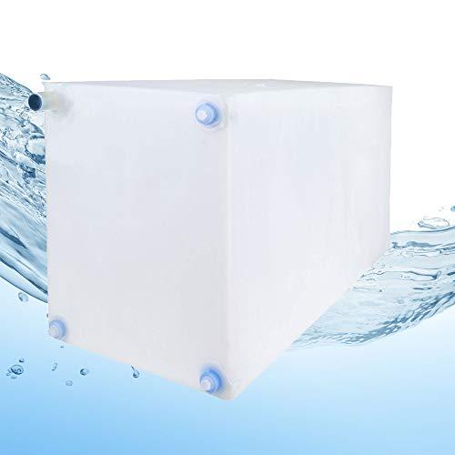 (RecPro RV Water Tank | Grey Water Tank | RV Fresh Water Tank | Camper | Trailer (42 Gallon))