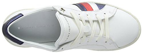 Sneakers Basses Tommy Sneaker Femme Corporate Iconic Hilfiger Xqq8wI