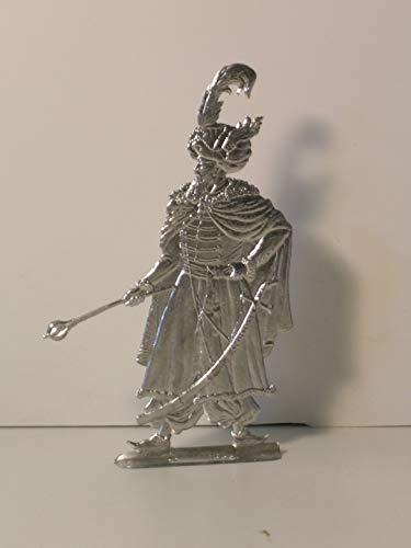 - Kara Mustafa 1683 Metal Flat Military Miniature Figure