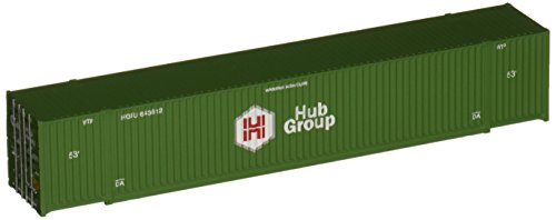 Walthers Scenemaster Singamas Hub Group Corrugated Side Container  53