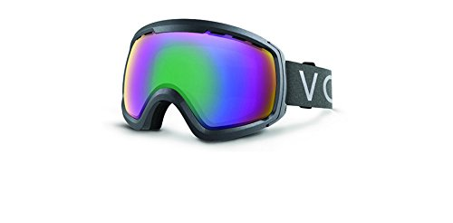 Von Zipper GMSNCFEN Gloss Metallic Charcoal Feenom Visor Goggles Lens Category