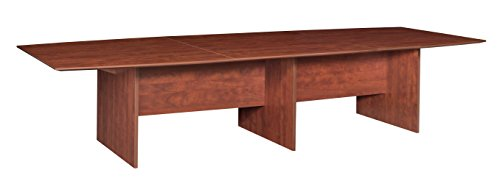 Regency SCTBS14452CH with with Lockdowel Assembly Sandia Boat Shaped Modular Conference Table, 144