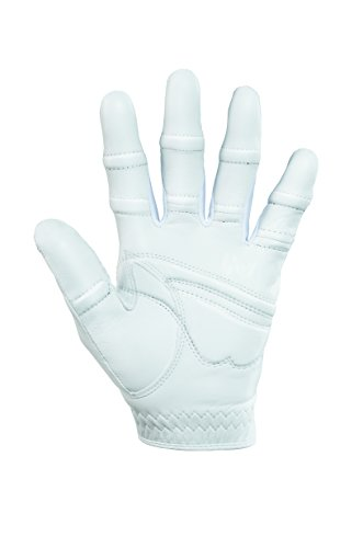 Bionic-Glove-Ladies-Stablegrip-With-Natural-Fit-Golf-Glove-Regular-White
