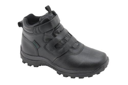 Propet Men's Cliff Walker Strap Boot Black