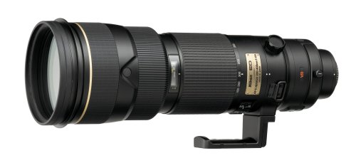 Nikon 200-400mm f/4G ED-IF AF-S VR Zoom Nikkor Lens for Nikon Digital SLR Cameras