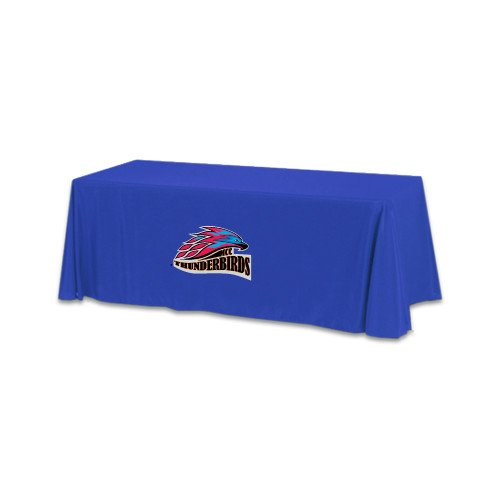 Mesa CC Royal 6 foot Table Throw 'Official Logo' by CollegeFanGear
