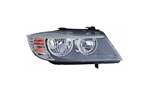 BMW 3 Series Sedan / Wagon 09-11 Headlight Assembly Halogen RH USA Passenger Side
