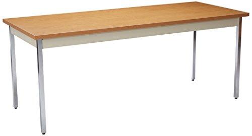 HON HUTM3072.C.L.CHR Utility Table , 72