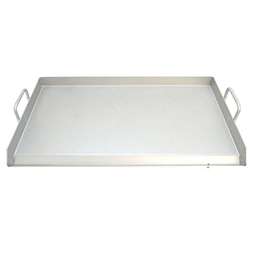 less Steel Griddle Flat Top Rectangular Grill,Free Tax, Delivered within 10 days ()